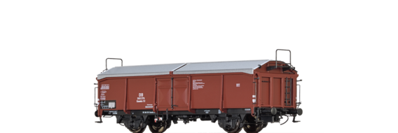 Covered Freight Car Kmmks 51 DB