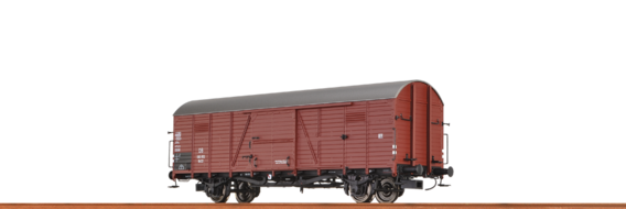 Covered Freight Car Glr 22 DB