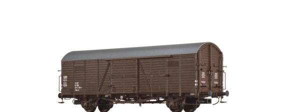 Covered Freight Car Hbcs-w ÖBB