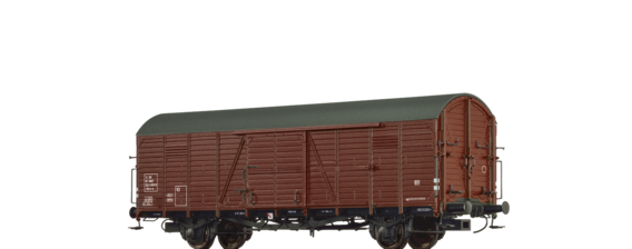Covered Freight Car Hbcs SNCF