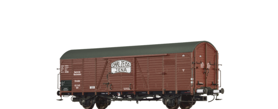 "Covered Freight Car Gltr ""Carl Zeiss Jena"" DRG"