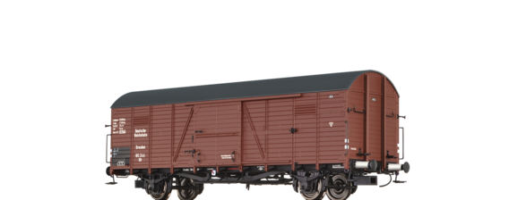 Covered Freight Car Glr DRG