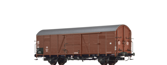 Covered Freight Car Glt 23 DB