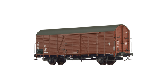 Covered Freight Car (Ghltuw) Glthu DR
