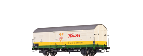 "Covered Freight Car Glr 22 ""Knorr"" DB"