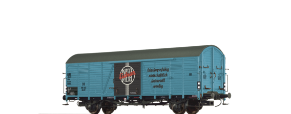 "Covered Freight Car Gltr 23 ""Eicher"" DB"