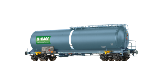 Tank Car Uia BASF