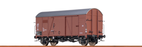 Covered Freight Car Gms 30 DB
