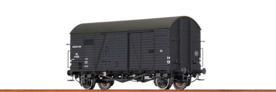 Covered Freight Car Gms 30 NS