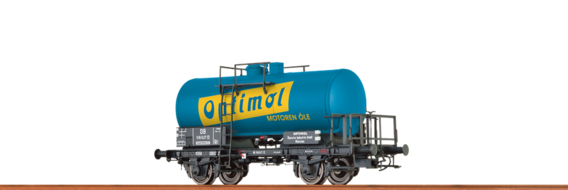"Tank Car 2-axle ""Optimol"" DB"
