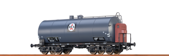 "Tank Car Uerdingen ""DEA"" DR, Brit-US-Zone"