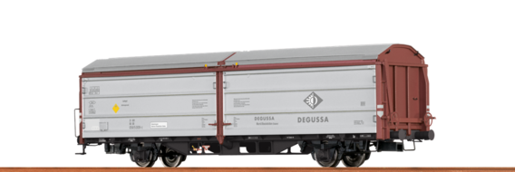 "Sliding Roof / Wall Car Tbis869 ""Degussa"" DB"