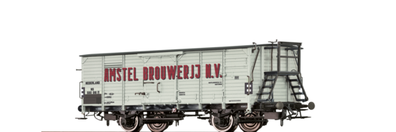 "Covered Freight Car G10 ""Amstel Brouwerij N.V."" NS"