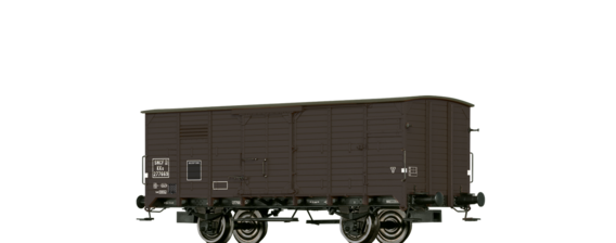 Covered Freight Car KKu SNCF