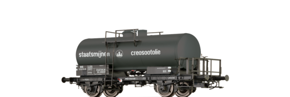 "Tank Car 2-axle ""Staatsmijen"" NS"
