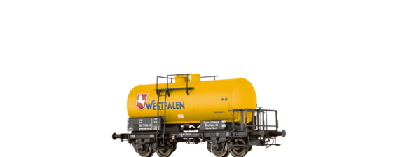 "Tank Car Z [P] ""Westfalen"" DB"