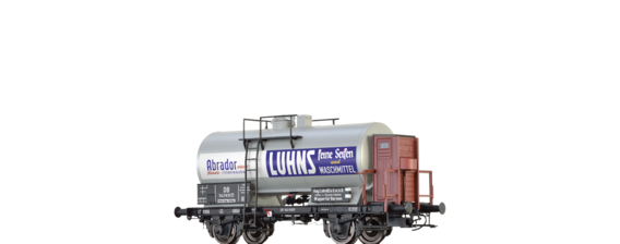 "Tank Car 2-axle Z [P] ""Luhns"" DB"