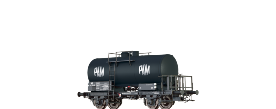 "Tank Car 2-axle Z [P] ""PAM"" NS"