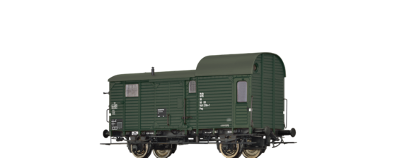 Freight Car Pwg DR