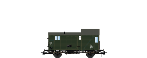 Freight Car Pwg [9401] DR