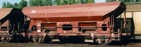 Open Freight Car Fcs 092 DB AG
