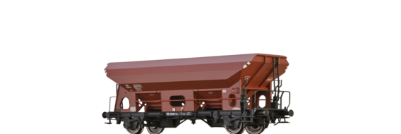 Open Freight Car Fds NS