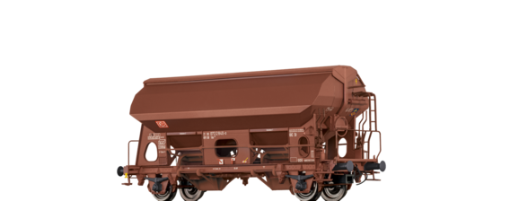 Covered Freight Car Tds 930 DB AG