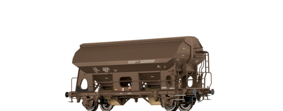 Covered Freight Car Tdgs DSB