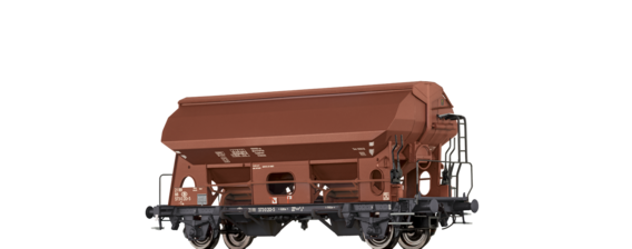 Covered Freight Car Eds Type 1000 D1 SNCB