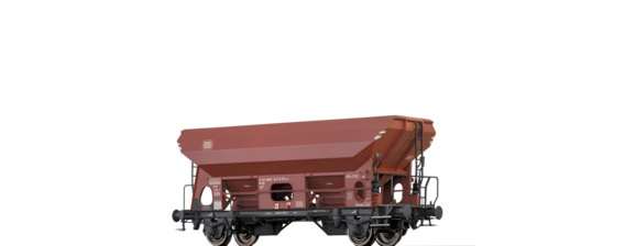 Open Freight Car Ed 090 DB