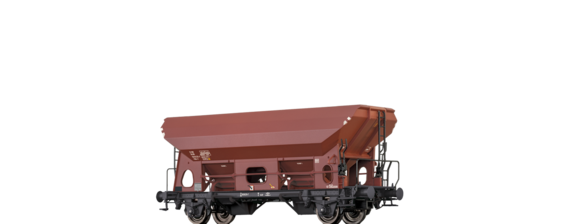 Open Freight Car Eds-v NS