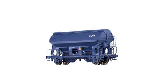 Covered Freight Car Tds 241 NS