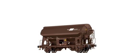 "Covered Freight Car Tds ""Rail Cargo Austria"" ÖBB"