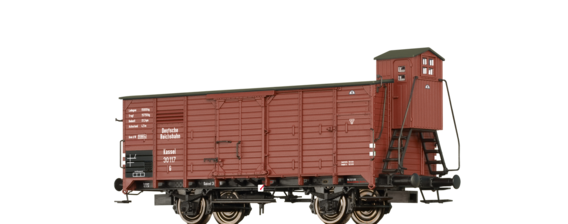 Covered Freight Car G DRG