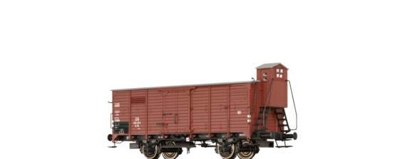 Covered Freight Car G10 DB