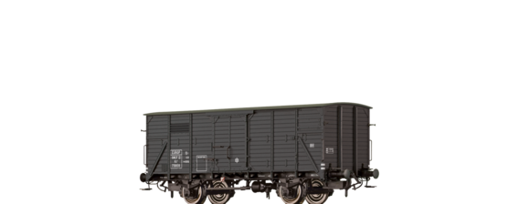 Covered Freight Car Kf2 SNCF