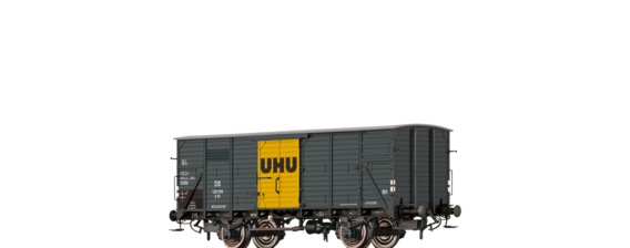 "Covered Freight Car G10 ""UHU"" DB"