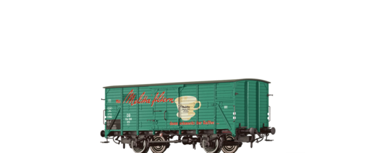 "Covered Freight Car ""Melitta"" DB"