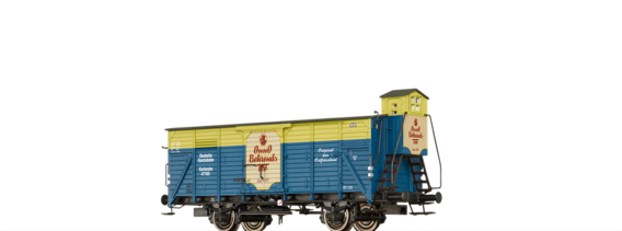 Covered Freight Car G10