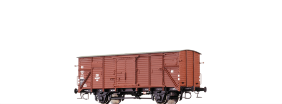 Covered Freight Car Geh10 DB