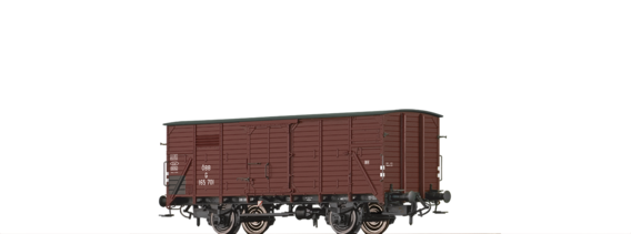 Covered Freight Car G ÖBB