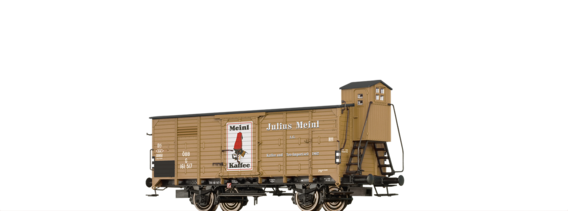 Covered Freight Car G