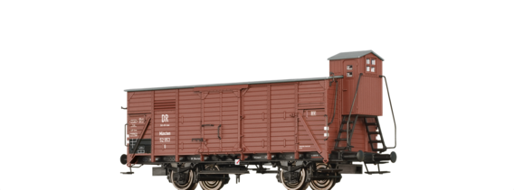 Covered Freight Car G  DB