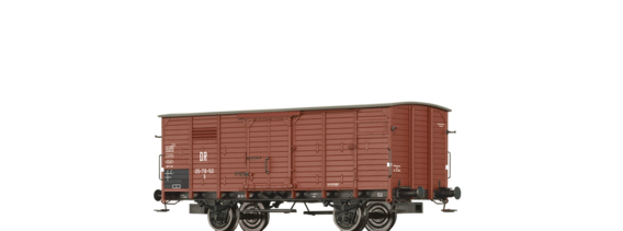 Covered Freight Car G DR