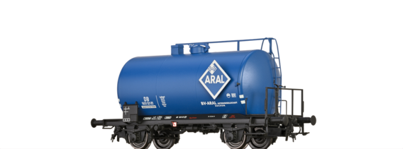 "Tank Car Z [P] ""Aral"" DB"