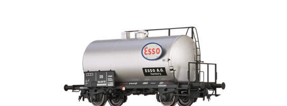 "Tank Car Z [P] ""Esso"" DB"