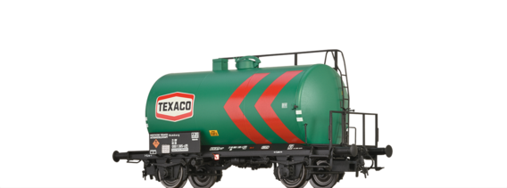 "Tank Car Z [P] ""TEXACO"" DB"