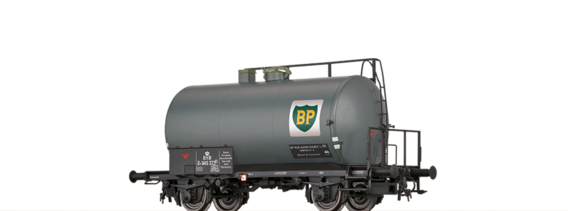"Tank Car Ze ""BP"" DSB"