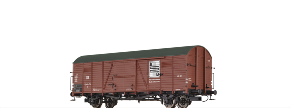 Covered Freight Car Glr