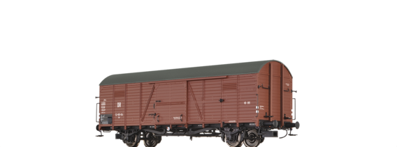 Covered Freight Car Glr 22 DR